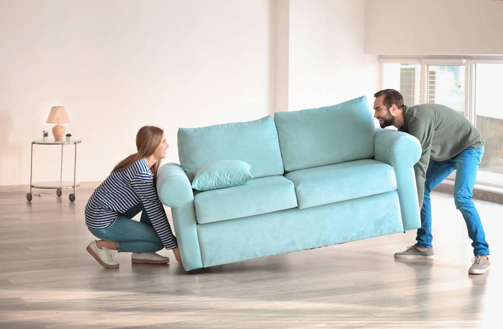 Transporte de muebles. ¿Sabes cuál es la mejor compañía?