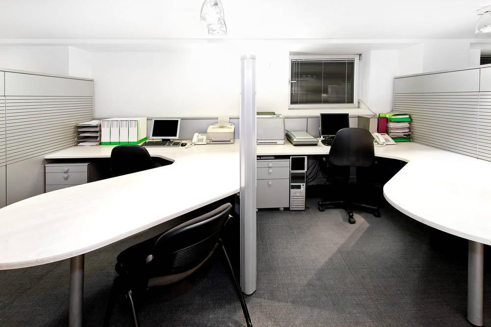 Delbin, la mejor forma de dividir tu oficina sin hacer obra