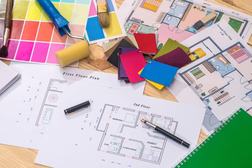 ¿Quieres pintar tu casa con los colores de moda?