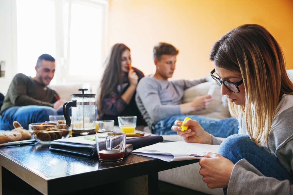 La tecnología entra en las residencias de estudiantes