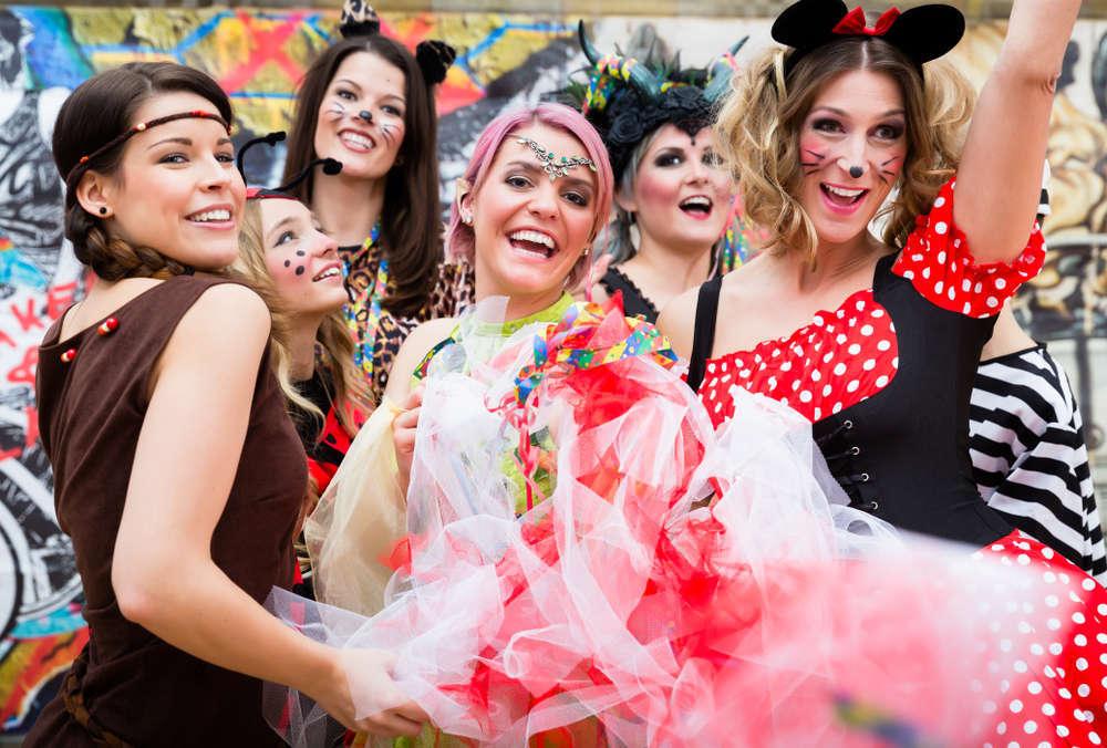 Una campaña de marketing para Carnaval: ardua labor para las tiendas de disfraces