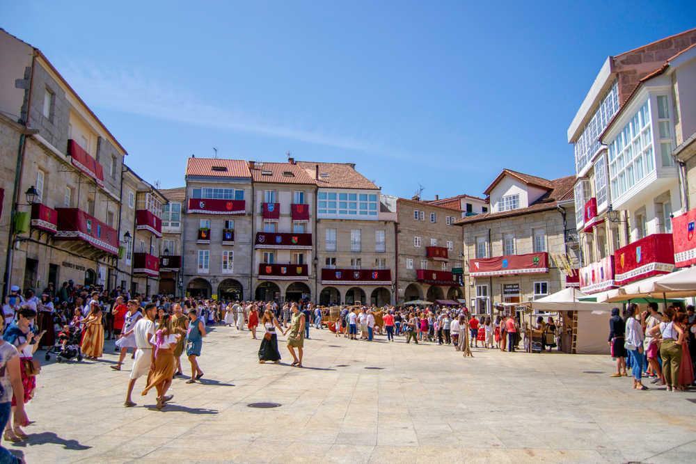 Galicia, una de las tierra para perderte en sus fiestas
